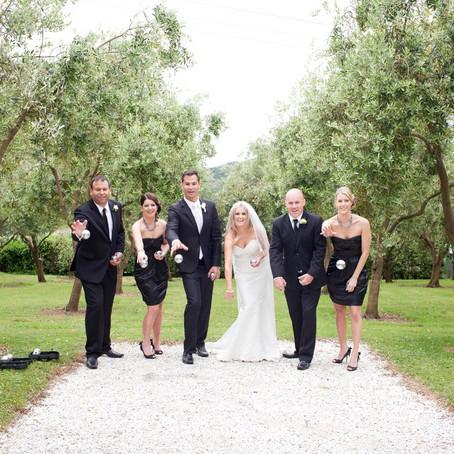 Organic Bracu Pavilion Wedding