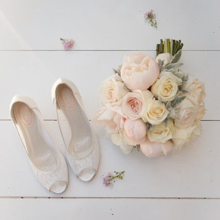 Romantic Bracu Pavilion Wedding