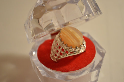 Imam Hussain Marble Ring