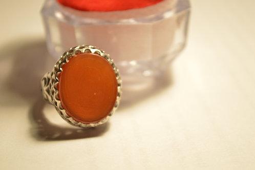 Aqiq Ring (second style)