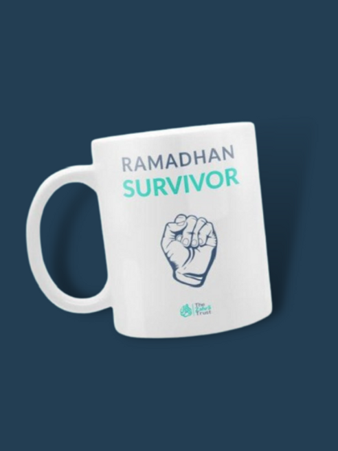 """Ramadhan Survivor"" Mug"