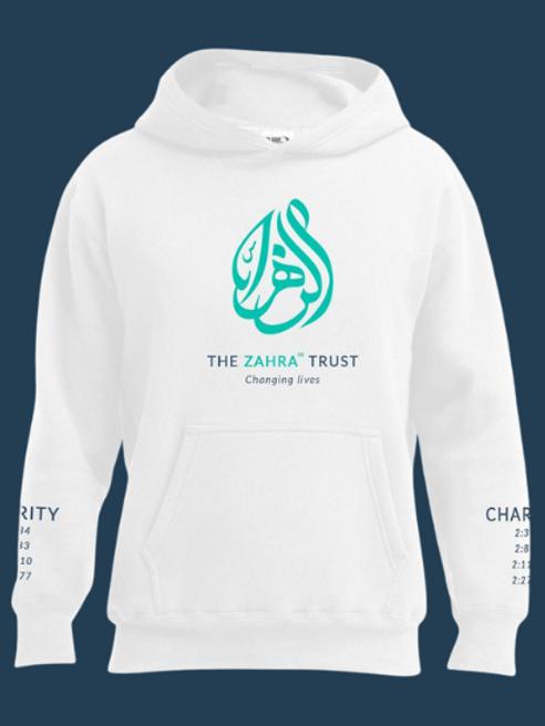 The Zahra Trust Charity Hoodie
