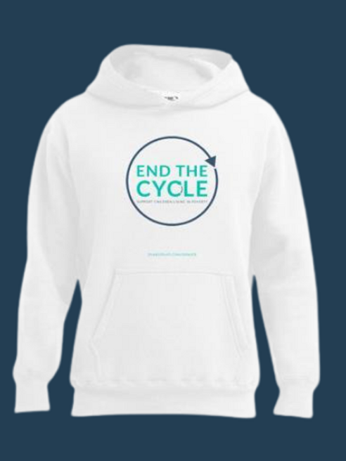 The Zahra Trust End The Cycle Hoodie
