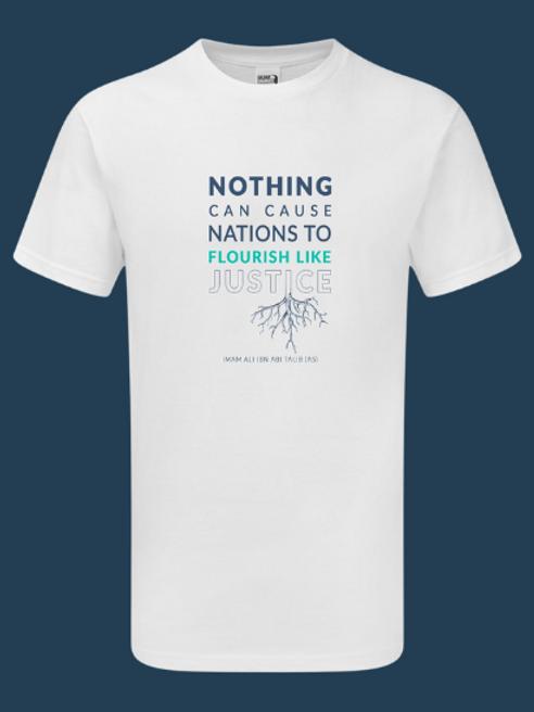 The Zahra Trust Inspiration T-shirt