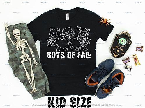 Boys of Fall