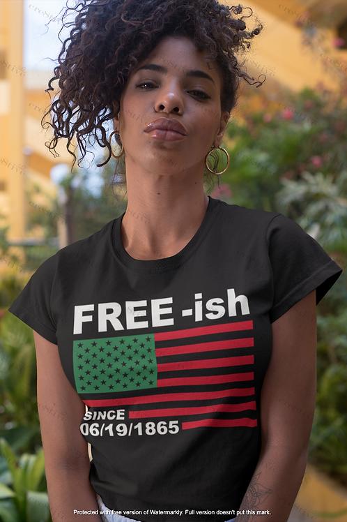 Free-ish Flag T-Shirt