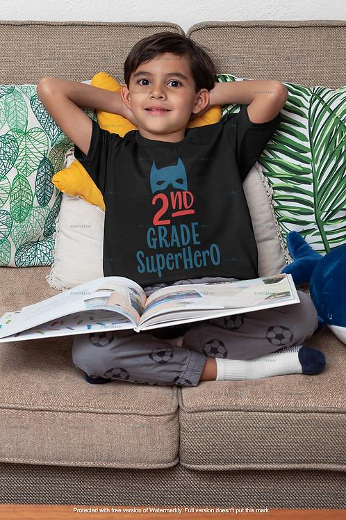 2nd Grade Superhero