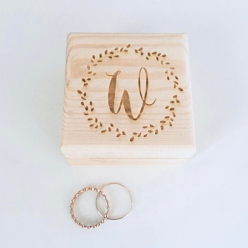 Engraved Personalised Jewellery Box (Various sizes available)