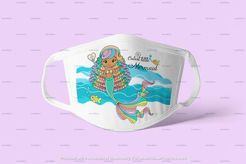 Cutest Little Mermaid - Two Skin Tones