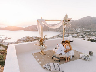 Destination Wedding Blue Moon – The Isle