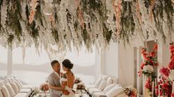 A Luxury Bohemian Elopement on los Island in Greece