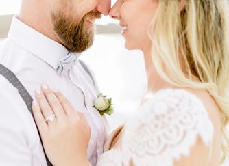 Ονειρικός bohemian chic γάμος στην Ίο - Daniel & Jasmyn