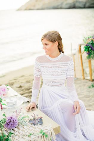 Wedding in Ios Cyclades
