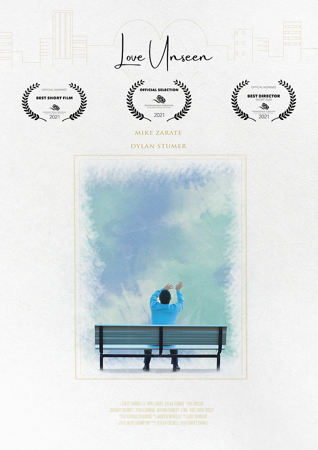 Love Unseen - Poster [Festival Poster] (