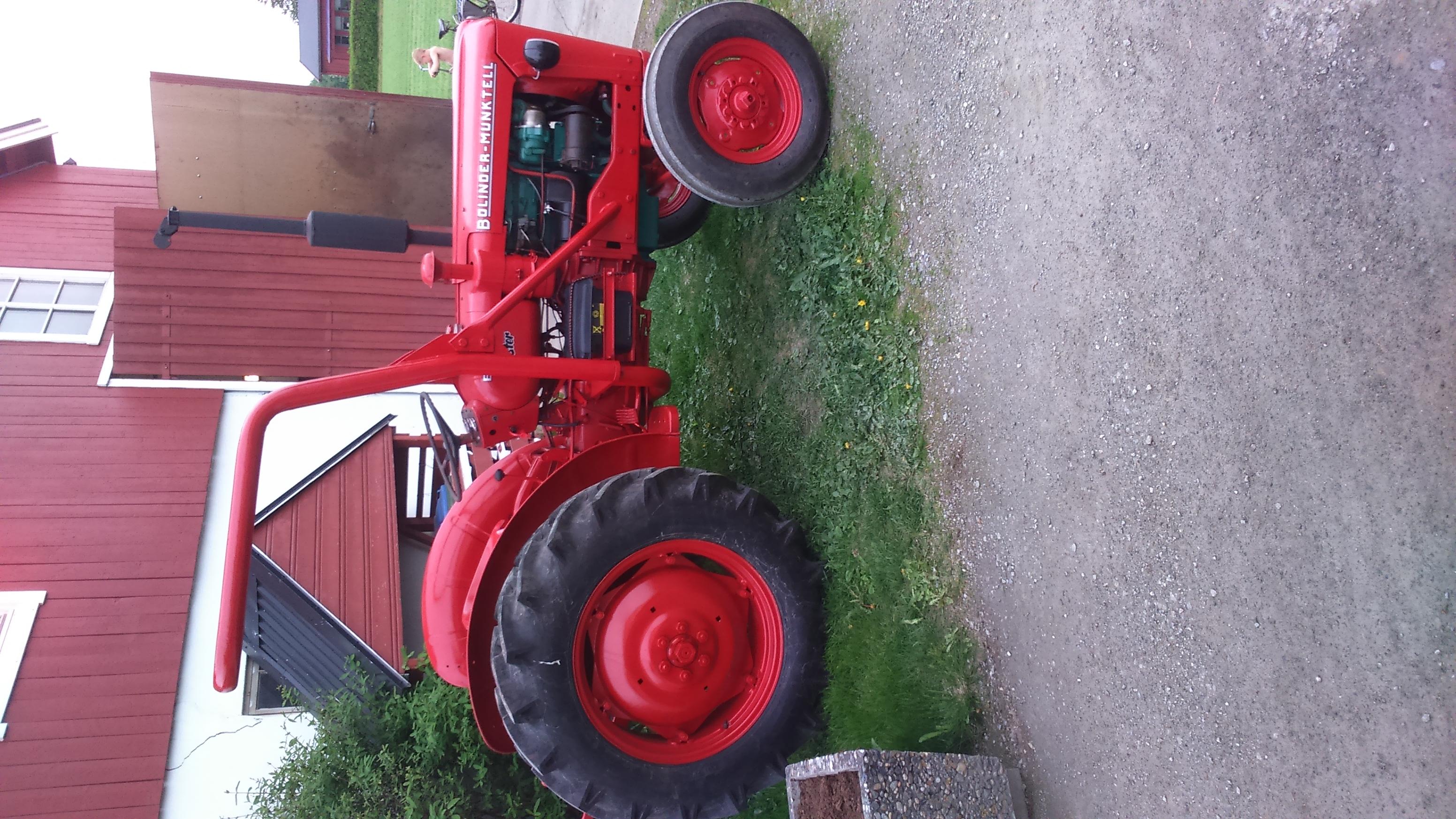 BM 320 Buster