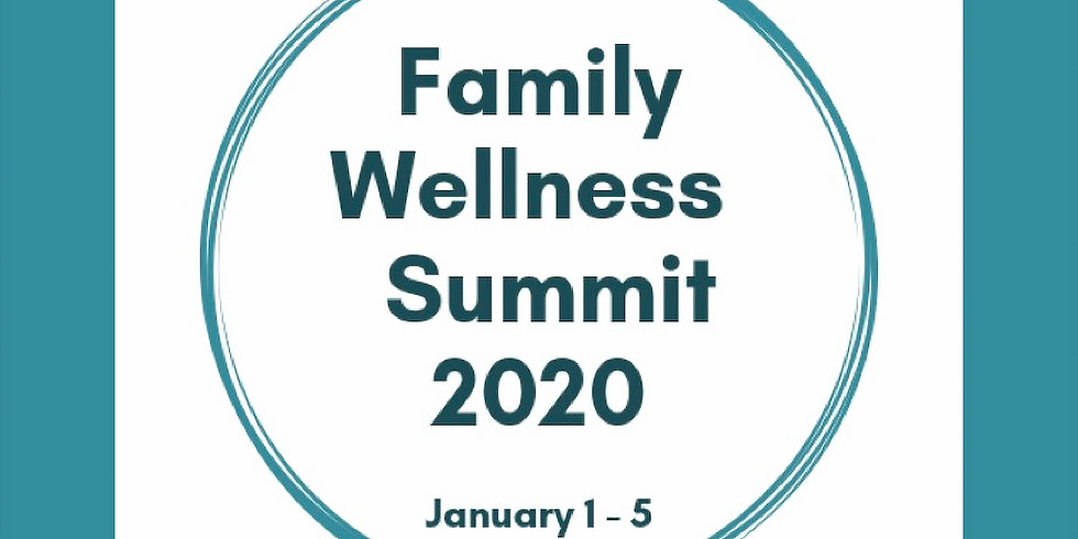 Family Wellness Summit 2020