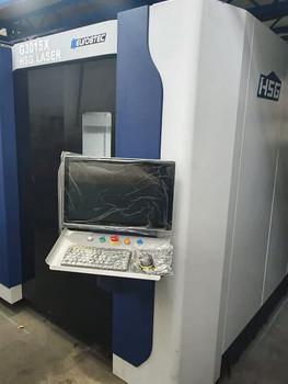 Máquina de Corte a Laser por fibra óptica