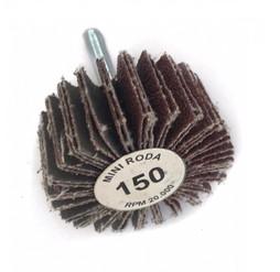 Roda de Lixa 60x25 - Grão: 60; 120; 150 e 330