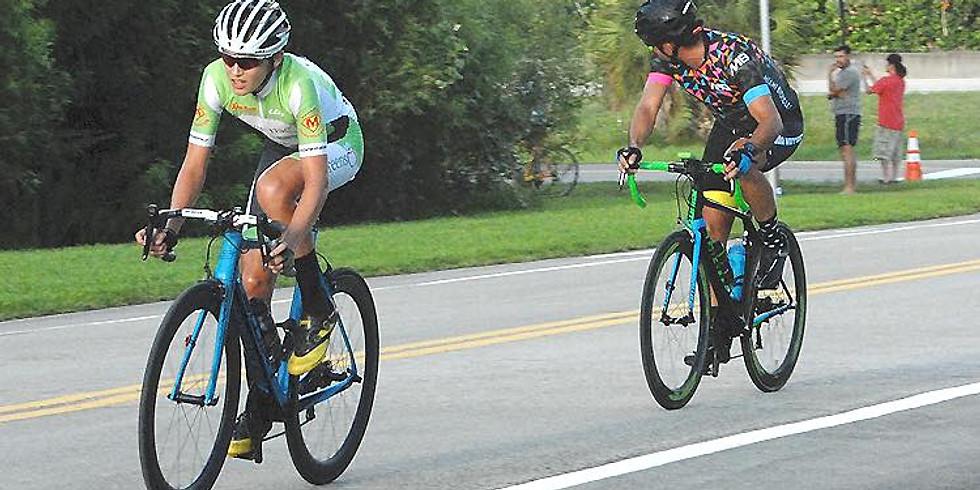Simon & Sigalos, LLP presents the 2019 Carlos Laborde Pursuit Cycling Series