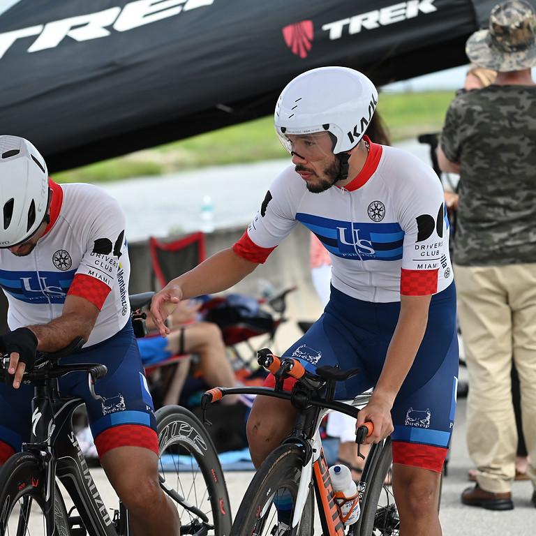 BILL BONE Florida State Time Trial (Team) Championships