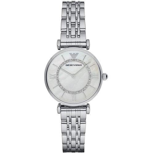 Emporio Armani Damen Armbanduhr Metallband AR1908