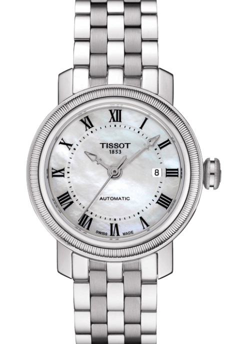 TISSOT BRIDGEPORT AUTOMATIC Damenuhr T0970071111300