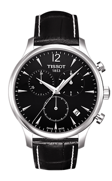 Herrenarmbanduhr TISSOT TRADITION CHRONOGRAPH T0636171605700