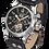 Thumbnail: Automatik Herren Armbanduhr Wutach Lederband CVZ0025BK
