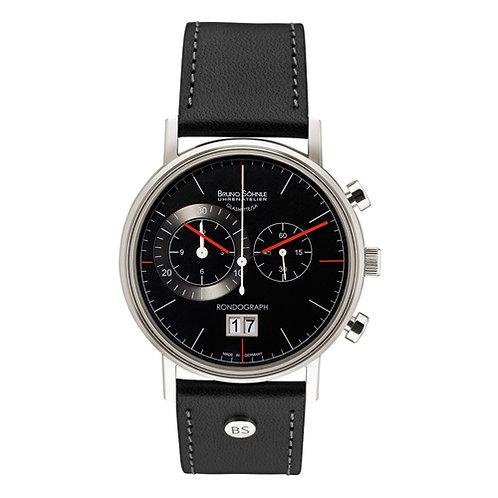Bruno Söhnle Herren-Armbanduhr Rondograph  17-13135-741