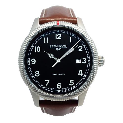 Herren Armbanduhr Automatik Fliegeruhr EH17065