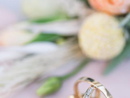 Fotoshooting zum Thema Hochzeit im Boho Stil!