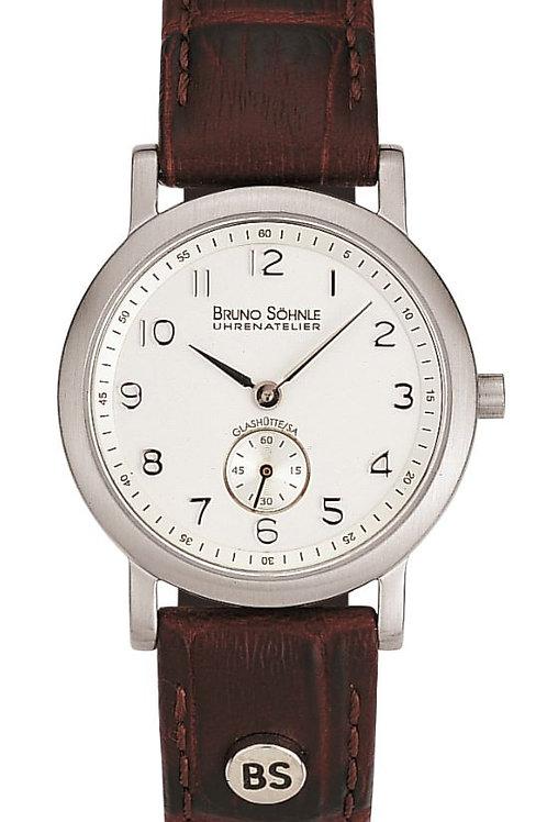 Bruno Söhnle Damen-Armbanduhr Pisa Analog Quarz Leder 17-13035-221