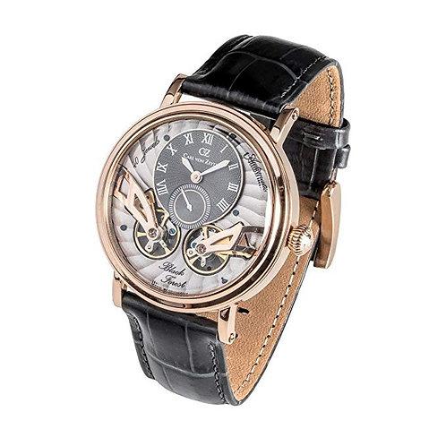 Herren Armbanduhr Automatik Black Forest CVZ0017RGY