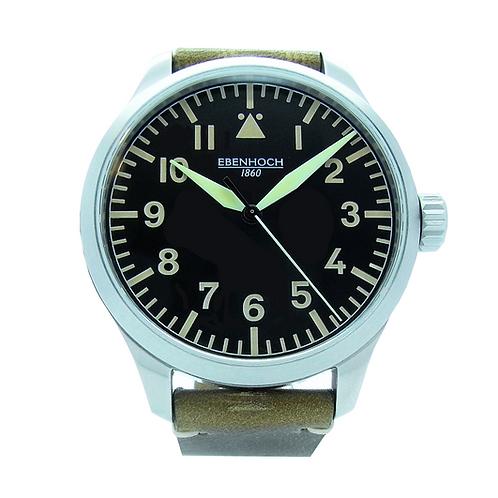 Herren Armbanduhr Automatik Fliegeruhr EH17063