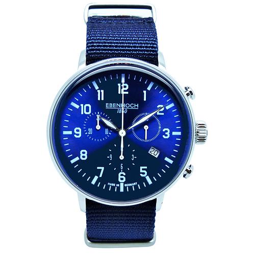 Herren Armbanduhr Chronograph EH18046