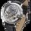 Thumbnail: Carl von Zeyten Herren Analog Automatik Uhr mit Leder Armband CVZ0017SGY