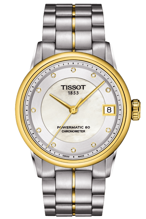 TISSOT Luxury Automatic Lady COSC T0862082211600