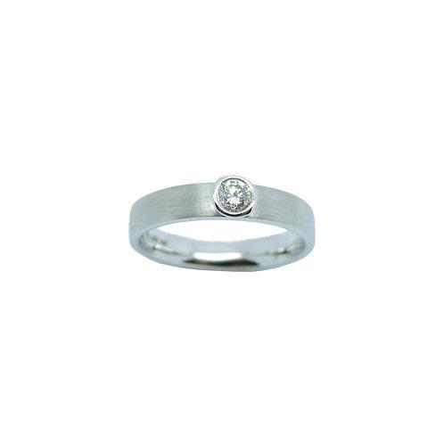 Unique Pearls Brillantring UP515WG55