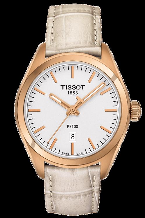 TISSOT PR 100 Quartz Damenuhr T1012103603100