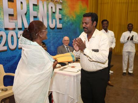 Nationale Gebetskonferenz IDM Februar 2020