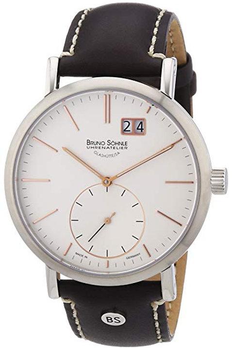Bruno Söhnle Herren-Armbanduhr XL Lago 17-13095-245
