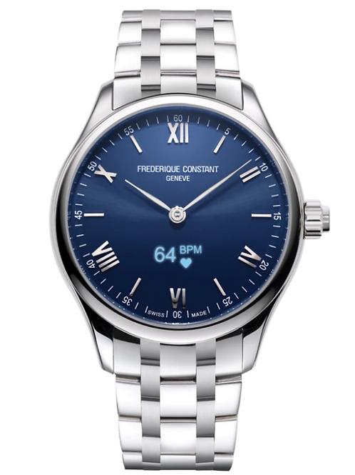 Frédérique Constant Vitality Smartwatch  Herrenuhr | FC-287N5B6B