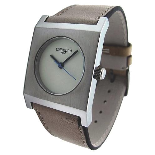 Damen Armbanduhr mit schweizer Quarzwerk EH160510