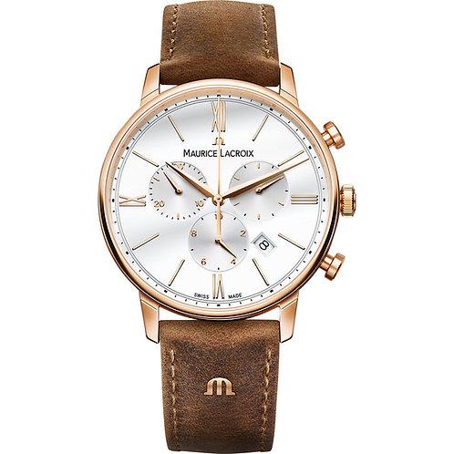 Maurice Lacroix Herren Armbanduhr Eliros EL1098-PVP01-113-1