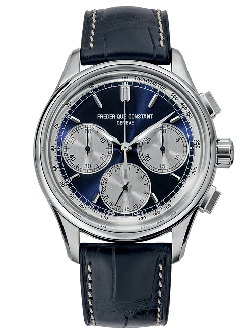 Frederique Constant Flyback Chronograph Manufacture FC-760NS4H6