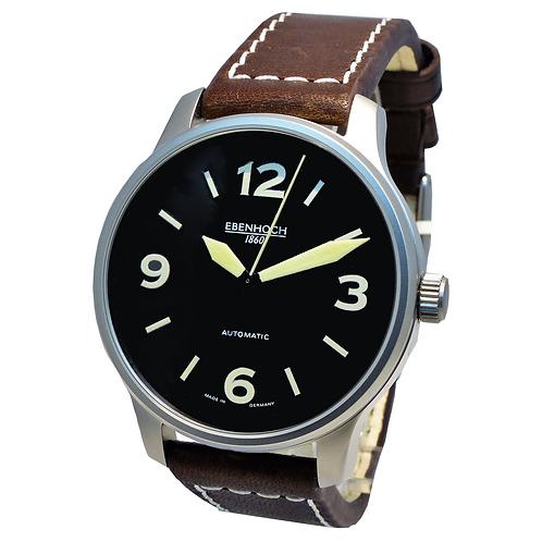 Herren Armbanduhr Automatik Fliegeruhr EH 3H115A