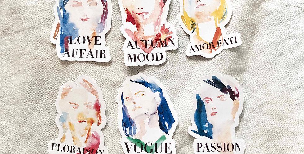 French Mood Girls
