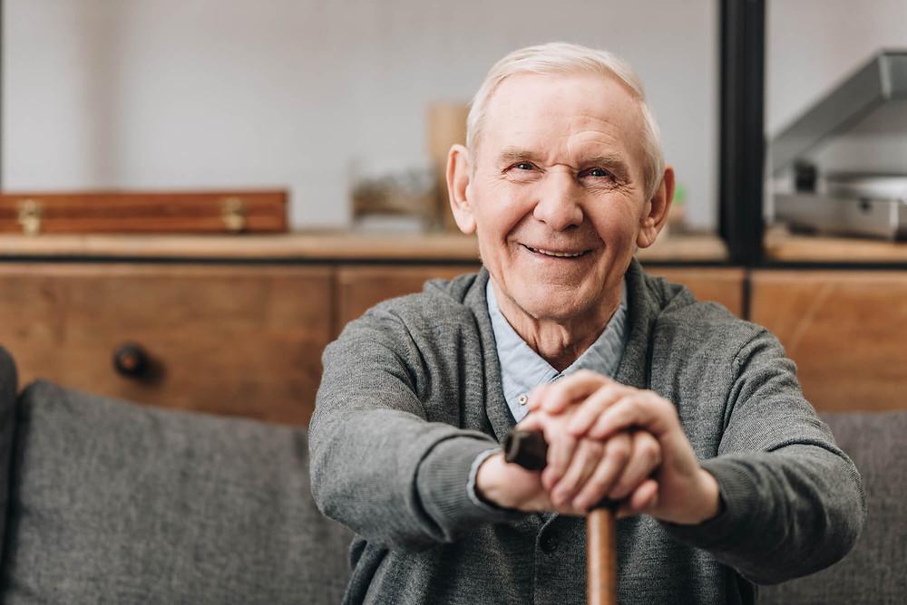 elderly Wealth Management 07663
