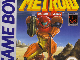 RetroAktiv#05: Metroid II – Return of Samus (GB)