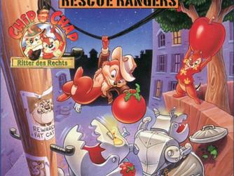 RetroAktiv#02: Chip 'n Dale Rescue Rangers (NES)
